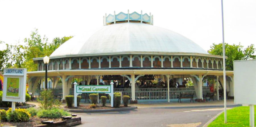 libertyland grand carousel to reopen at children 39 s museum of memphis in 2017 remember libertyland. Black Bedroom Furniture Sets. Home Design Ideas