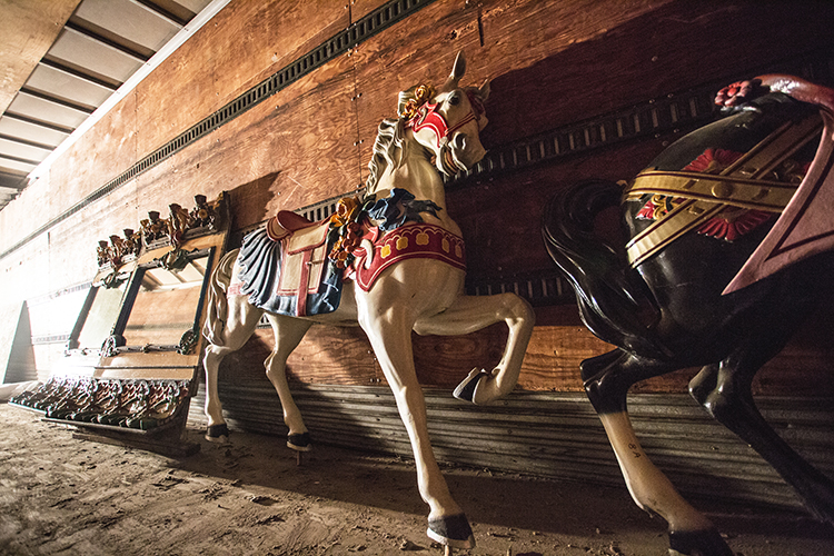 Libertyland Grand Carousel Traveling to Ohio for Restoration ...